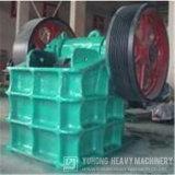 Yuhong hohe zerquetschenverhältnis-Kiefer-Zerkleinerungsmaschine-Schmirgel-Kiefer-Zerkleinerungsmaschine mit niedriger Preis-Qualität