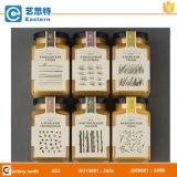 Autoadesivi di carta poco costosi del contrassegno di sigillamento del fornitore per alimento