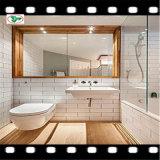 Espejo de plata espejo libre de cobre para el hogar