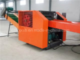 Softextile Tela corte de la máquina / la máquina de corte de tela / Trapo Desgarro Máquina