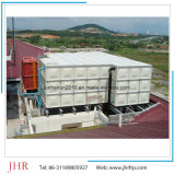 Fibra de vidrio SMC de GRP surtidor del tanque de agua de 500 litros