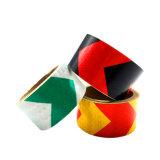 China-Grossist-glänzender Stern farbiges selbstklebendes reflektierendes Band
