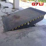 Plate-forme de chargement pour stockage à froid / porte en acier