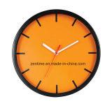 Horloge murale à rayons télé couleur variée à chaud avec grand prix