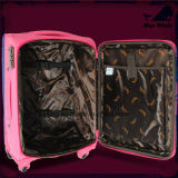 (Lanjing-49) sacoche pour ordinateur portable de bagage de roulement de sac d'affaires de chariot à l'ordinateur portatif 1680d