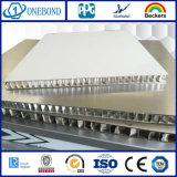 El panel de aluminio del panal del material de construcción de Onebond