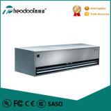 Puerta Industrial Air Flow acero inoxidable de la cruz / Cortina de aire para Facotory