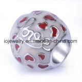 Parels van de Liefde van het Ontwerp van de Juwelen van het Metaal van de manier de Klassieke
