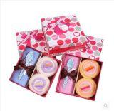 好意の表面タオルの結婚式かケーキまたはギフトまたは誕生日の表面タオル