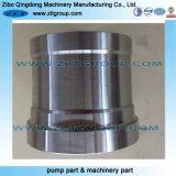 Chemise de usinage en métal pour des machines