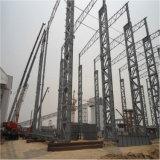 Construcción ligera estructura de acero taller metalúrgico edificios en venta