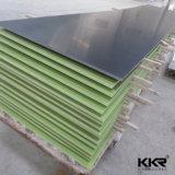 Pietra artificiale di superficie solida acrilica della decorazione interna