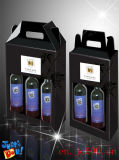 Wine Gift Box / Gift Caja de vino // Empaquetado de vino tinto