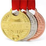 주문을 받아서 만들어진 금속 Bjj Jiu Jitsu 스포츠 포상 메달