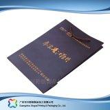 装飾的な服装の食糧ギフトの茶(xc-bgg-008)のためのカスタマイズ可能な紙袋