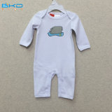 0-24mの赤ん坊の衣服の新式の赤ん坊はPlaysuitsに着せる