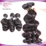 Angel Hair Machine Weft Peruvian Loose Wave 100% Remy Hair