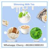 減量のための自然で健全な細くのミルクの茶