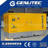 комплект генератора 200kw 300kw 400kw 500kw 600kw молчком Cummins тепловозный