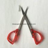 Augenbraue Scissor gebogene Fertigkeit-Scheren für Augenbraue-Wimper-Extensions-Edelstahl