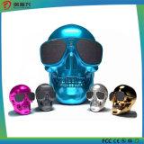 Altoparlante portatile di Bluetooth del cranio del regalo di festival
