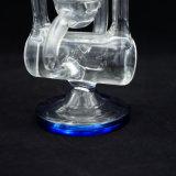 Tubulação de fumo de vidro de fumo da tubulação de água do vidro o mais novo do projeto