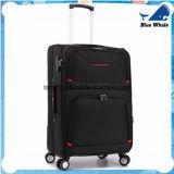 Carrinho de bagagens de nylon caso mala bolsa bagagem rolante