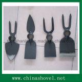 La horquilla agrícola azada azada la horquilla de acero de herramienta de mano