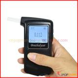 Verificador do álcôol de Digitas do verificador do álcôol da polícia do verificador do álcôol do sensor da célula combustível