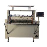 Machine de découpage en caoutchouc de conduite de feuille