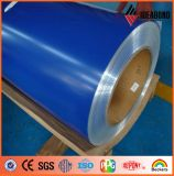 La couleur de la bobine en aluminium avec revêtement en aluminium pour les panneaux de matériaux de construction (AE-106)