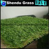 Cor verde 40mm do tapete artificial econômico por atacado da grama de China