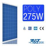 Панели солнечных батарей высокой эффективности 275W поли для солнечного проводника