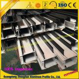 Perfil do edifício para o indicador que faz com liga de alumínio