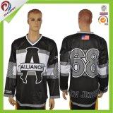 Ihre eigenen Team-Jugend-Eis-Hockey-Jersey-Hemden konzipieren