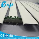 El nuevo diseño G formó el diseño falso de aluminio del techo del techo linear