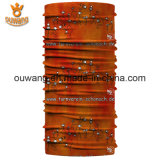 Горячая продажа Fashiona Custom многофункциональный красочной печати Bandana головные уборы