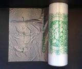 Пластиковый мешок для продовольствия и при печати