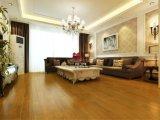 Plancher multicouche conçu par E0 en bois solide pour la pièce de bâti