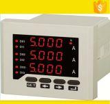 Tester di comitato multifunzionale elettrico a tre fasi del tester di Digitahi della visualizzazione di LED di video