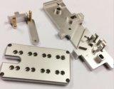 Kundenspezifische CNC maschinell bearbeitete Teile mit dem Beschichten durch China