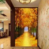 La peinture chinoise estampée par Digitals de Greenway pour la décoration de vestibule