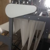 Rodillo no tejido automático de la tela a la cortadora cruzada de las hojas (DC-HQ)