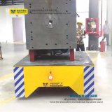 Электрическая вагонетка тележки переноса платформы применилась в тяжелой индустрии