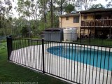 정원과 수영풀을%s 쉬운 조립된 직류 전기를 통한 검술