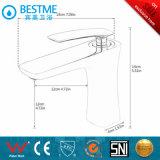 Nuevo grifo del lavabo del negro del diseño (BM-B10023KW)