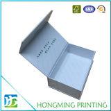 Contenitori di regalo magnetici bianchi lucidi all'ingrosso di stampa in offset