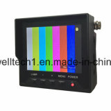 Moniteur lcd de 3.5 pouces pour l'appareil-photo de télévision en circuit fermé d'Ahd/Tvi/Cvi