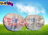 Sfera trasparente gonfiabile del respingente del PVC