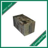 Оптовая коробка упаковки вина Corrugated картона для одиночной бутылки